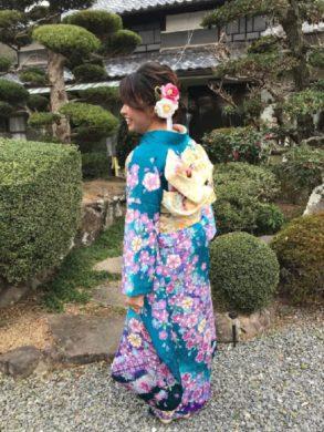渋野日向子の実家写真