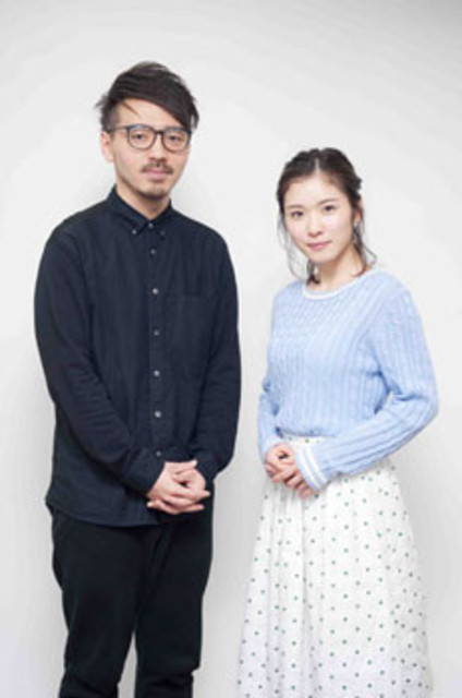 太田大と松岡茉優の画像